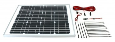 Save Money by Purchasing the solar kit