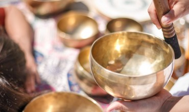 Utilizing Sacred Geometry in Tibetan Bowl Sound Healing