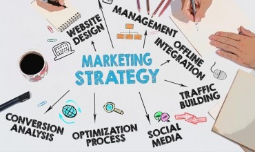 Banner an online marketing strategy by the companies: