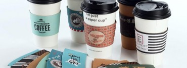 Keep Your Hands Cool With Different Types Of Custom Coffee Cup Sleeves